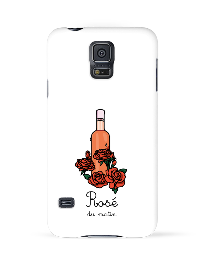 Coque 3D Samsung Galaxy S5 Rosé du matin par tattooanshort