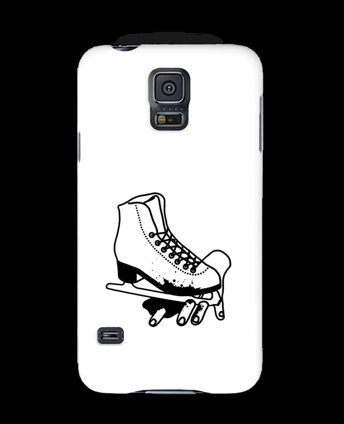 Coque 3D Samsung Galaxy S5 Marché de Noël par tattooanshort