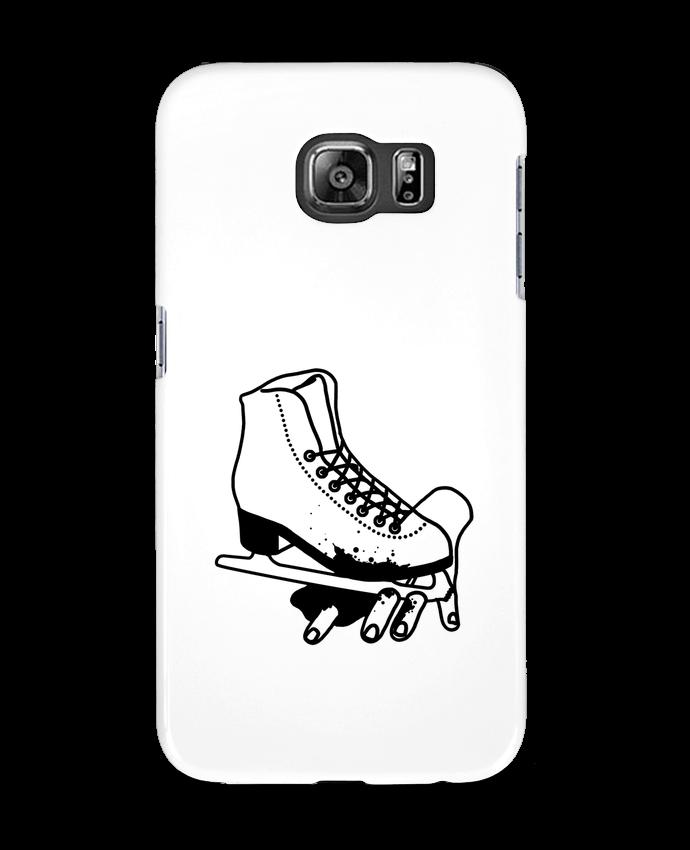 Coque 3D Samsung Galaxy S6 Marché de Noël - tattooanshort