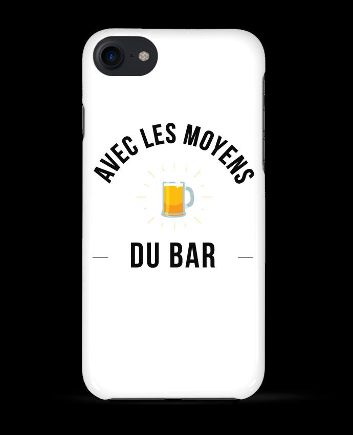 Coque 3D Iphone 7 Avec les moyens du bar de Ruuud