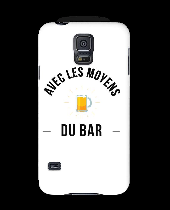 Coque 3D Samsung Galaxy S5 Avec les moyens du bar par Ruuud