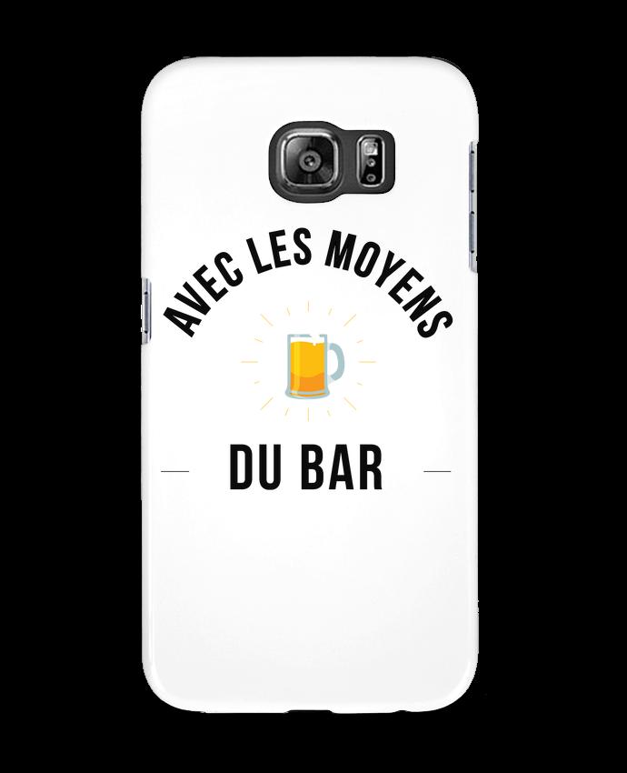 Coque 3D Samsung Galaxy S6 Avec les moyens du bar - Ruuud
