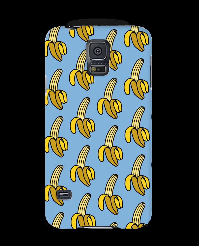 Coque 3D Samsung Galaxy S5 Banana par tunetoo