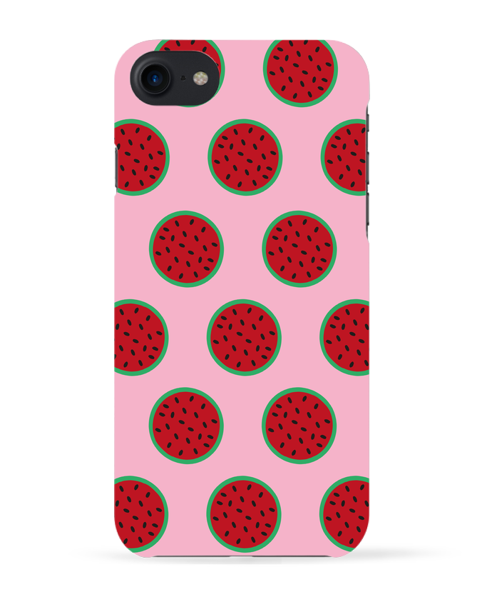 Coque 3D Iphone 7 Pastèque de tunetoo