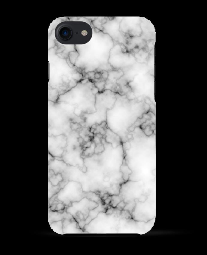 Coque 3D Iphone 7 Marbre de tunetoo