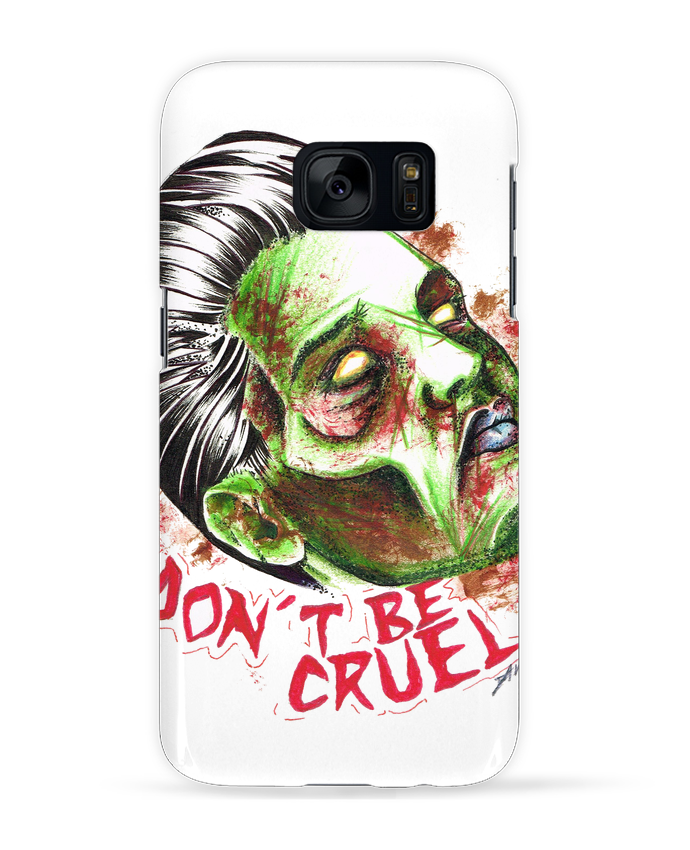 Coque 3D Samsung Galaxy S7 Don't be cruel par david