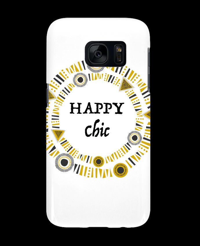 Coque 3D Samsung Galaxy S7 Happy Chic par LF Design
