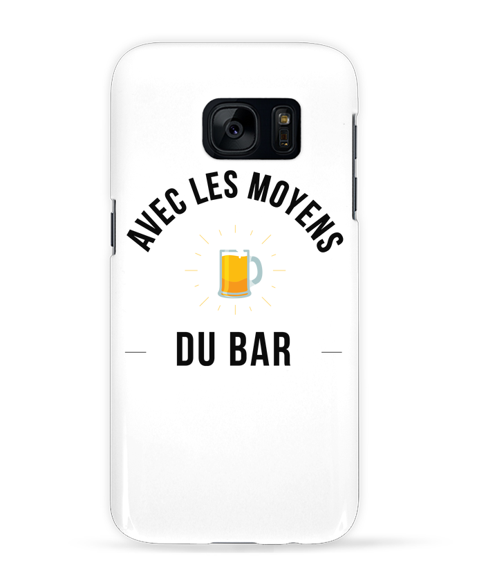 Coque 3D Samsung Galaxy S7 Avec les moyens du bar par Ruuud