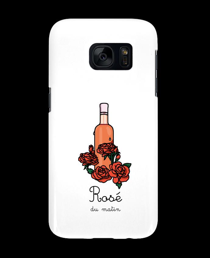 Coque 3D Samsung Galaxy S7 Rosé du matin par tattooanshort