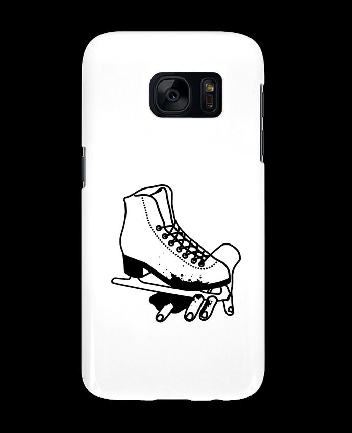 Coque 3D Samsung Galaxy S7 Marché de Noël par tattooanshort