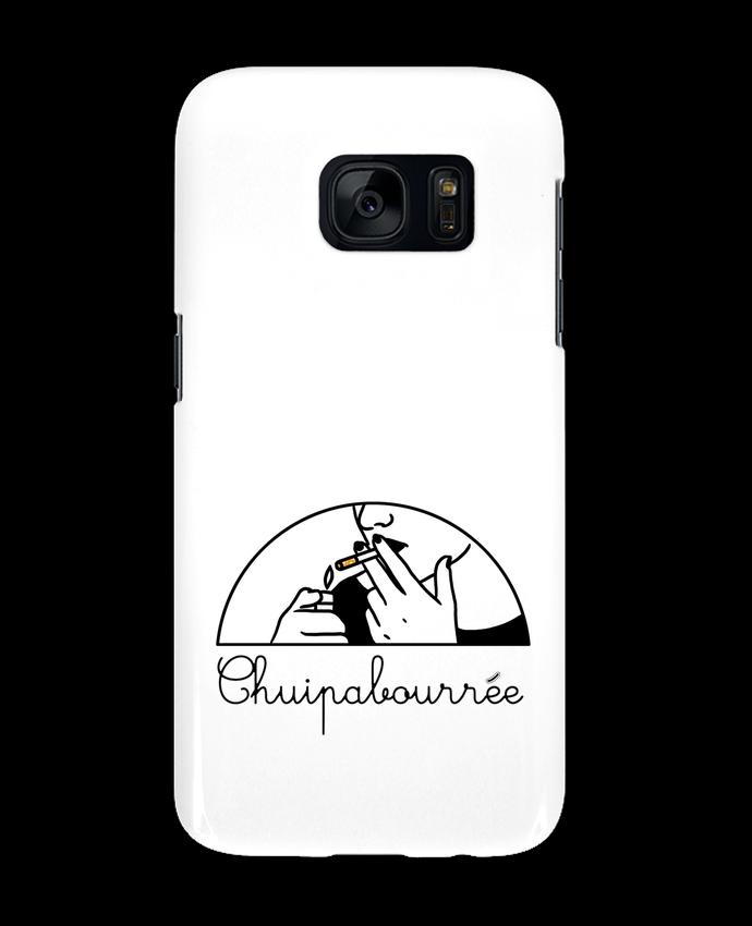 Coque 3D Samsung Galaxy S7 Chuipabourrée par tattooanshort