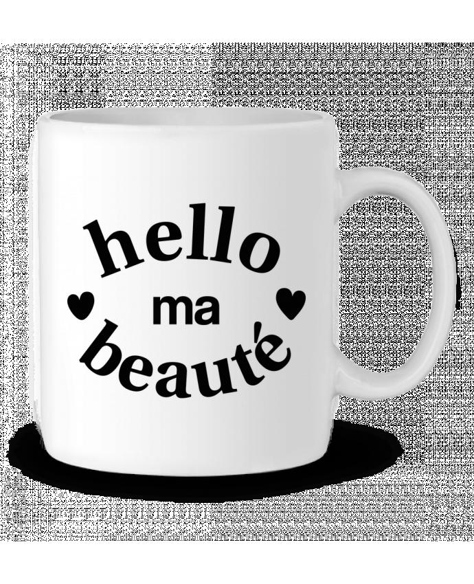 Mug en Céramique Hello ma beauté par tunetoo