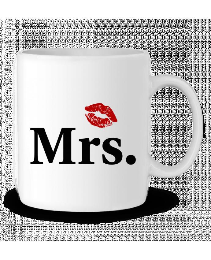 Mug en Céramique Mrs par tunetoo