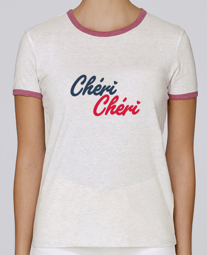 T-shirt Femme Stella Returns Chéri Chéri pour femme par tunetoo