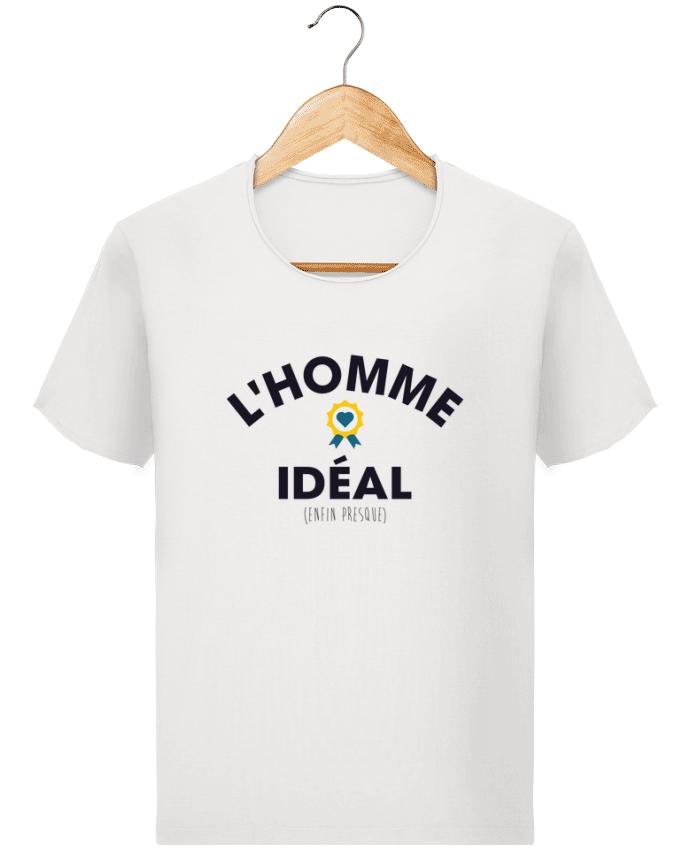 T-shirt Homme Stanley Imagines Vintage L'homme Idéal par tunetoo