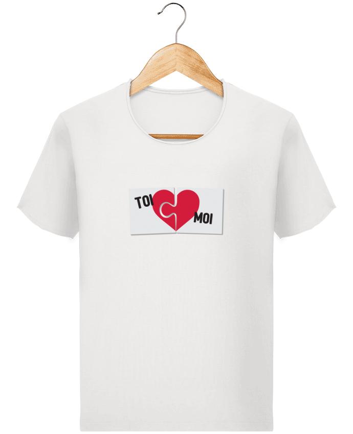 T-shirt Homme Stanley Imagines Vintage Toi + moi par tunetoo