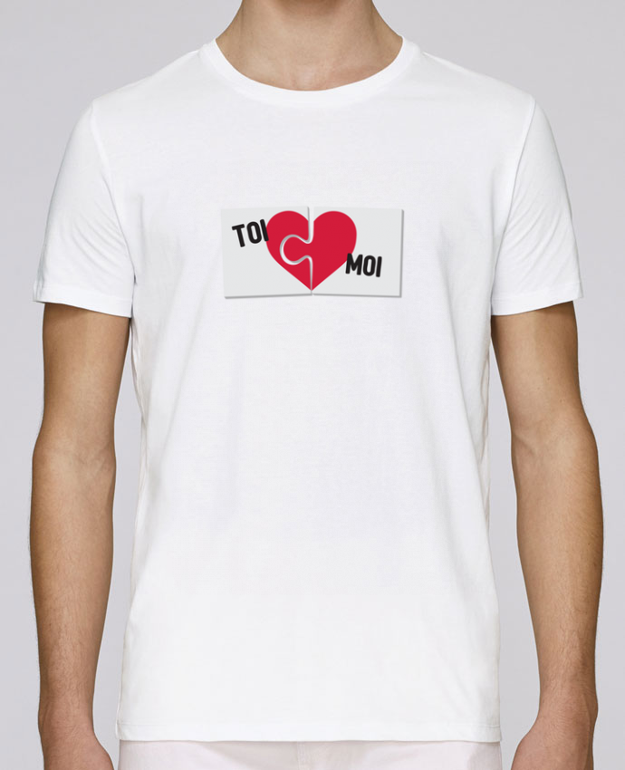 T-Shirt Col Rond Stanley Leads Toi + moi par tunetoo