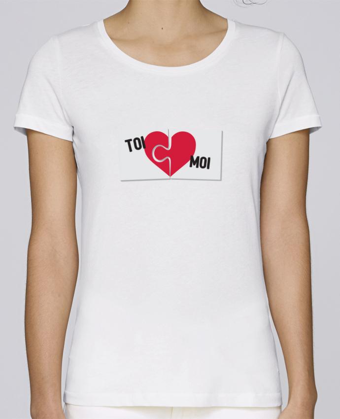 T-shirt Femme Stella Loves Toi + moi par tunetoo