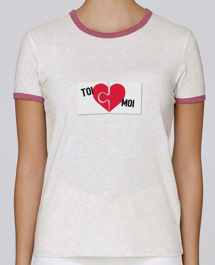 T-shirt Femme Stella Returns Toi + moi pour femme par tunetoo