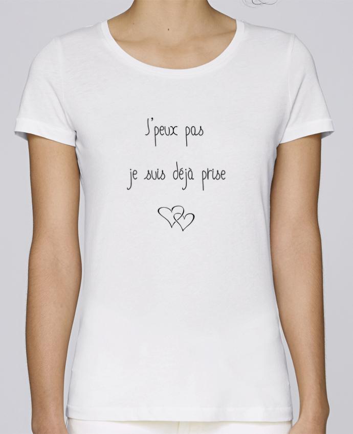 T-shirt Femme Stella Loves Je suis déjà prise par Tee Smiles
