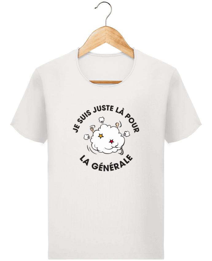 T-shirt Homme Stanley Imagines Vintage Je suis là pour la générale par tunetoo