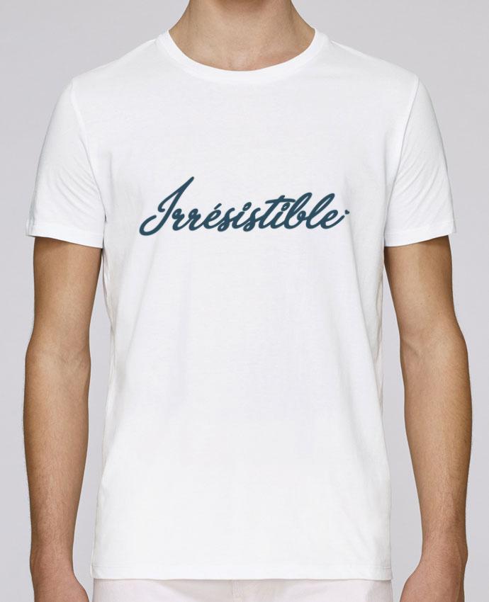T-Shirt Col Rond Stanley Leads Irrésistible par tunetoo