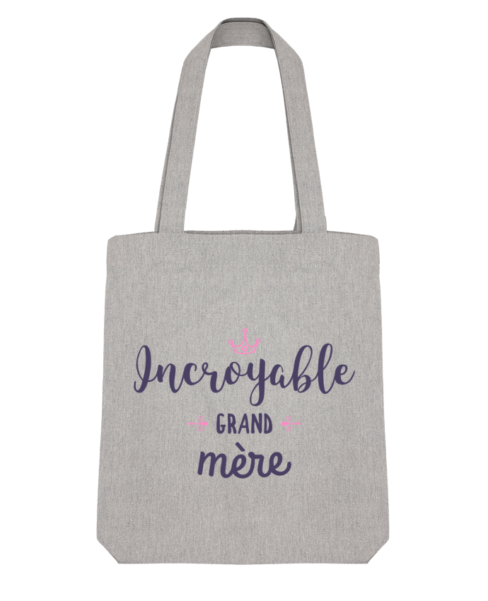 Tote Bag Stanley Stella Incroyable grand-mère par tunetoo