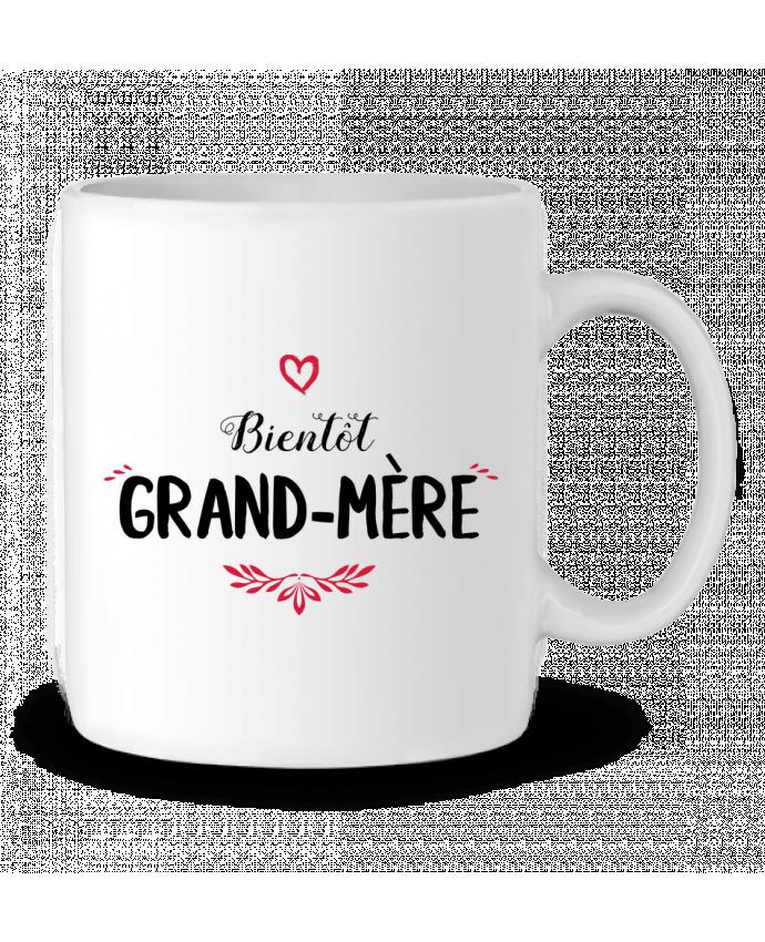 Mug  Bientôt grand-mère par tunetoo