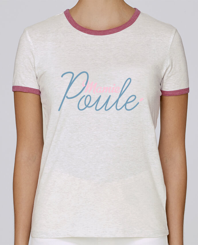 T-shirt Femme Stella Returns Mamie poule pour femme par tunetoo