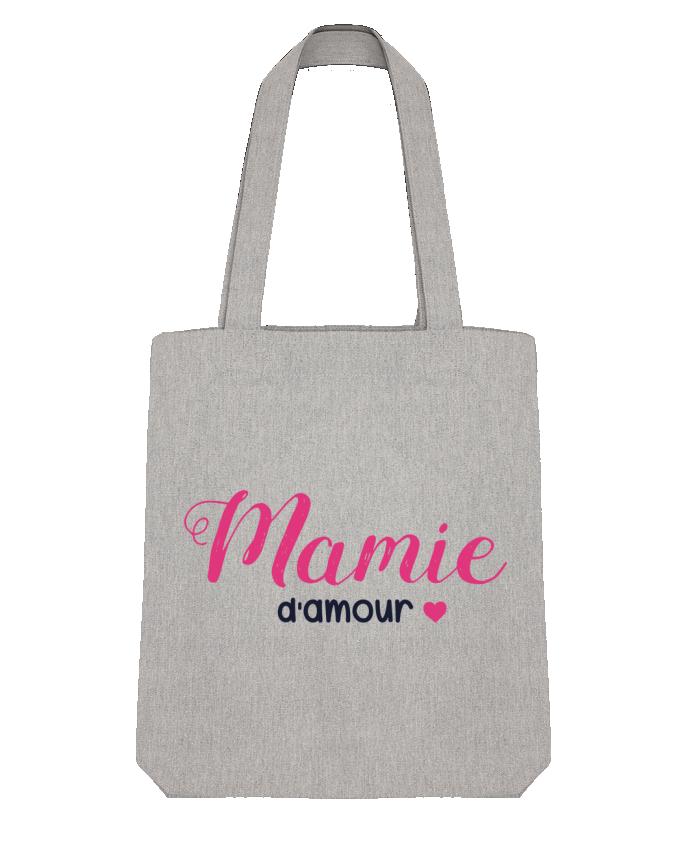 Tote Bag Stanley Stella Mamie d'amour par tunetoo