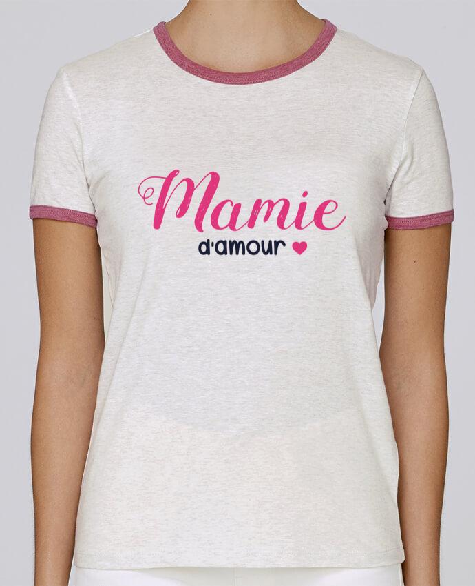 T-shirt Femme Stella Returns Mamie d'amour pour femme par tunetoo