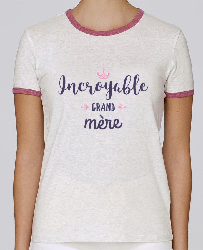 T-shirt Femme Stella Returns Incroyable grand-mère pour femme par tunetoo