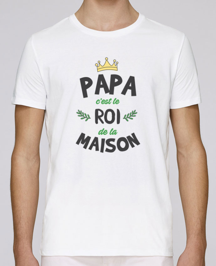 T-Shirt Col Rond Stanley Leads Papa c