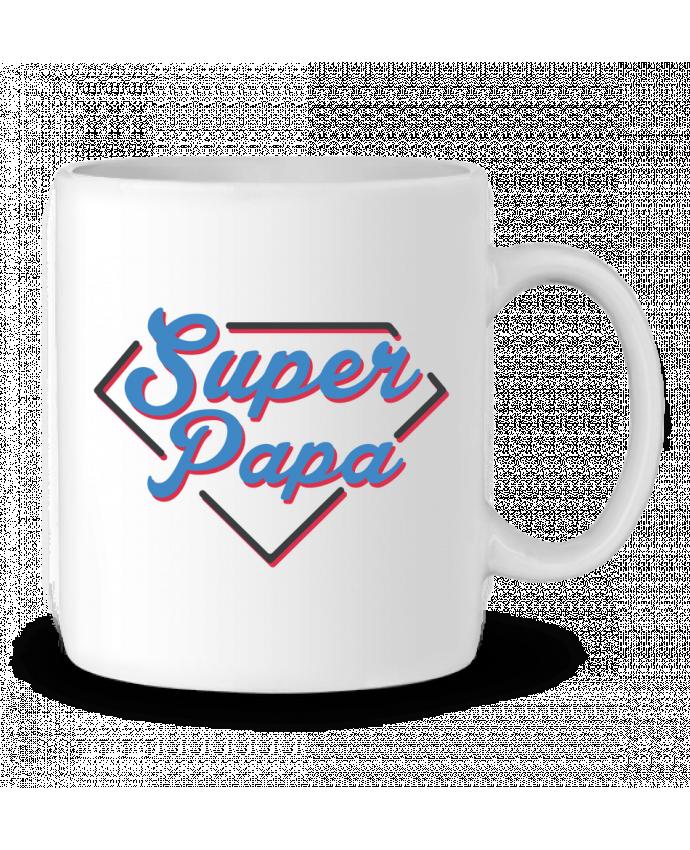 Mug  Super papa par tunetoo