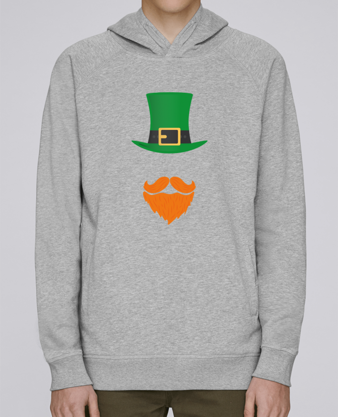 Sweat Capuche Homme Stanley Base Leprechaun par tunetoo