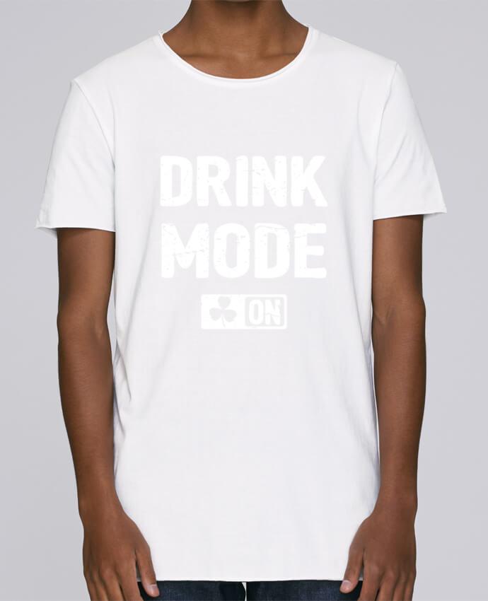 T-shirt Homme Oversized Stanley Skates Drink Mode On par tunetoo