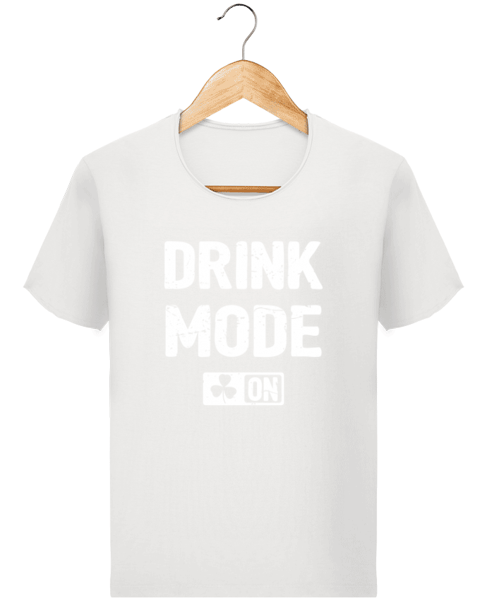 T-shirt Homme Stanley Imagines Vintage Drink Mode On par tunetoo