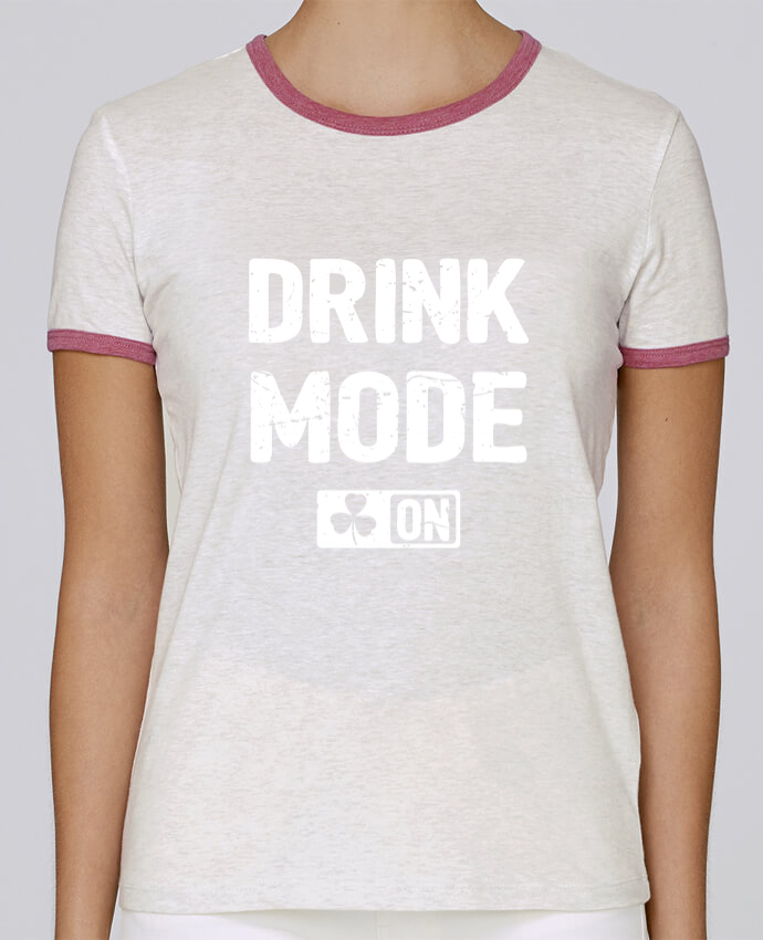T-shirt Femme Stella Returns Drink Mode On pour femme par tunetoo