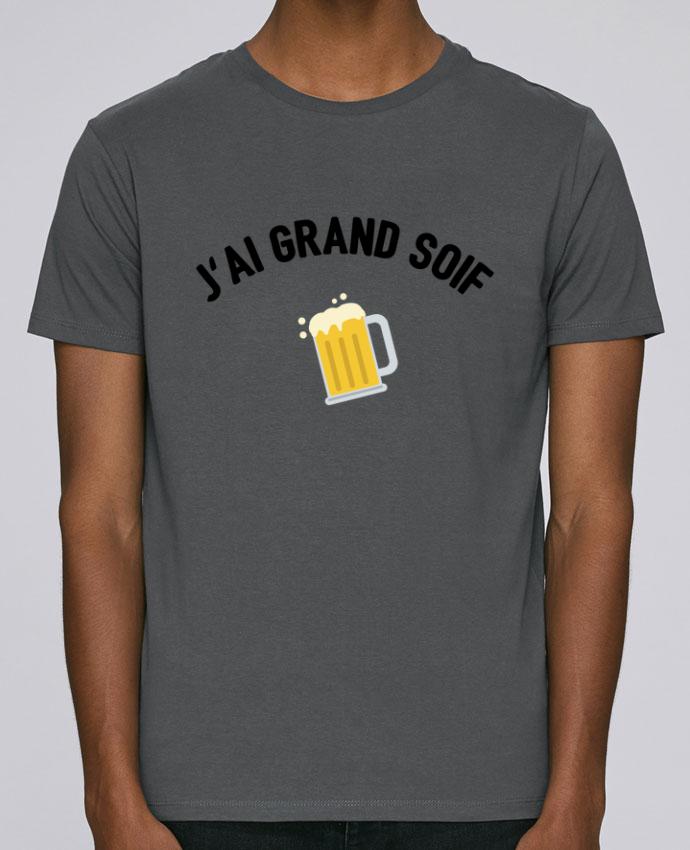 T-Shirt Col Rond Stanley Leads J'ai grand soif ! par tunetoo