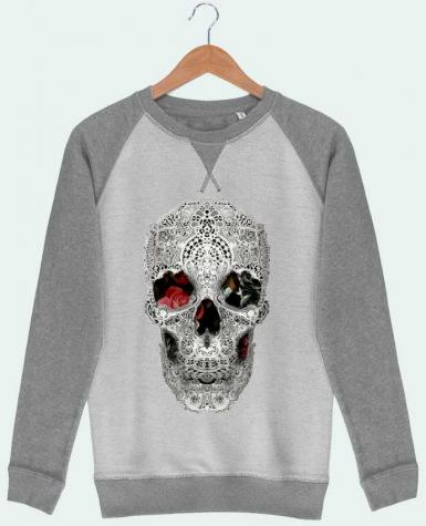 Sweat French Terry Lace skull 2 light par ali_gulec