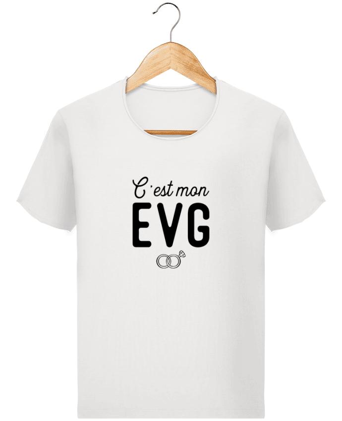 T-shirt Homme Stanley Imagines Vintage C'est mon evg cadeau mariage evg par Original t-shirt