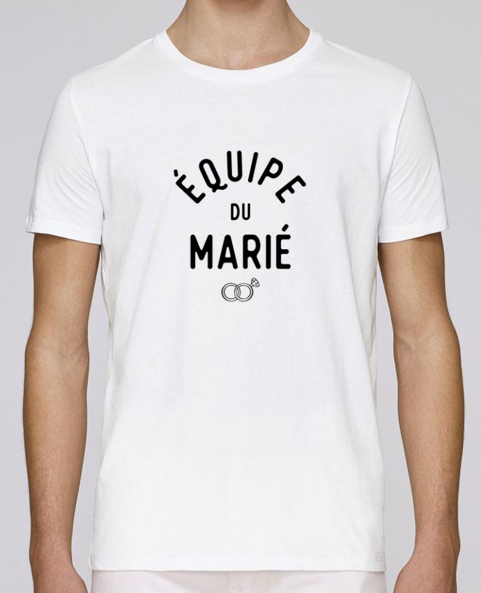 T-Shirt Col Rond Stanley Leads équipe du marié cadeau mariage evg par Original t-shirt