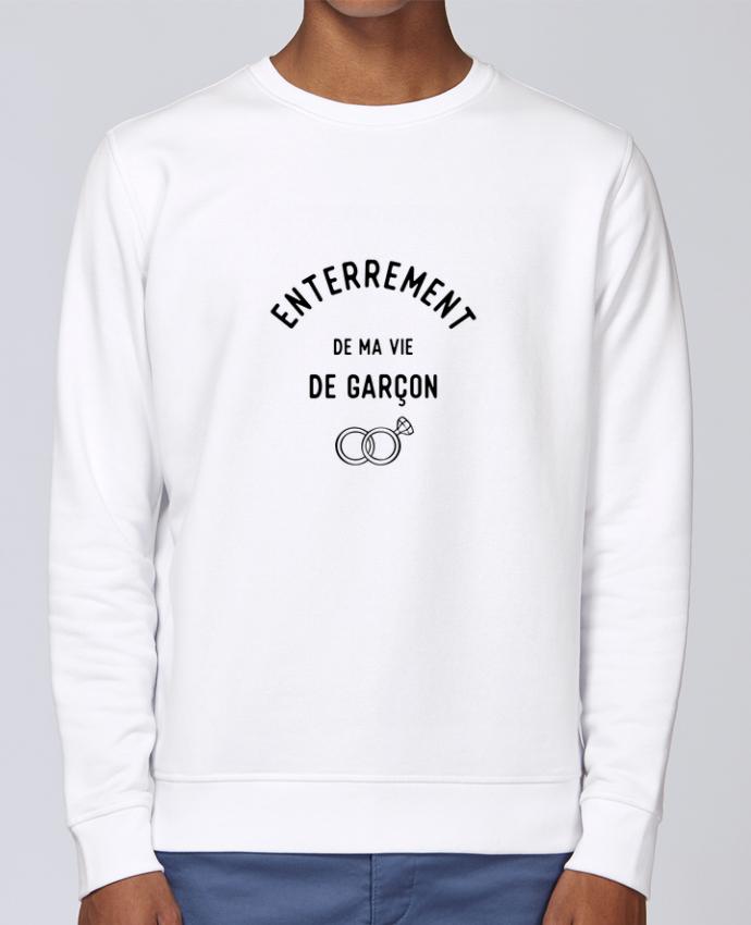 Sweat Col rond Unisex Stanley Stella Rise Ma vie de garçon cadeau mariage evg par Original t-shirt