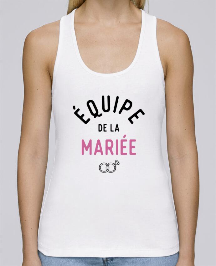 Débardeur Bio Femme Stella Dreams équipe De La Mariée Cadeau Mariage Evjf Par Original T Shirt En Coton Bio