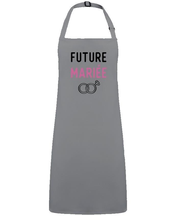 Tablier Sans Poche Future mariée cadeau mariage evjf par  Original t-shirt