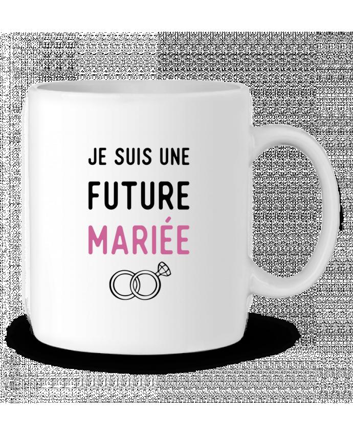 Mug en Céramique Je suis une future mariée cadeau mariage evjf par Original t-shirt