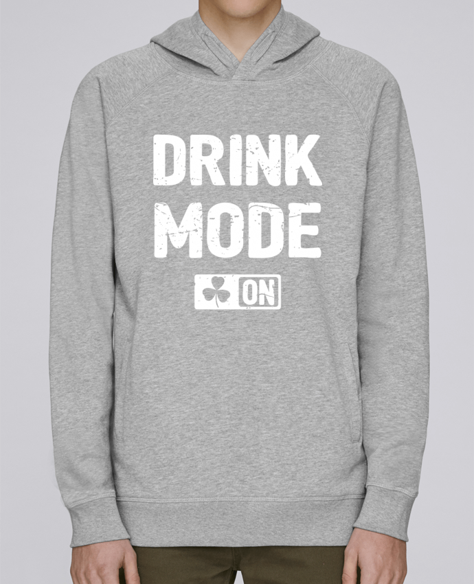 Sweat Capuche Homme Stanley Base Drink Mode On par tunetoo