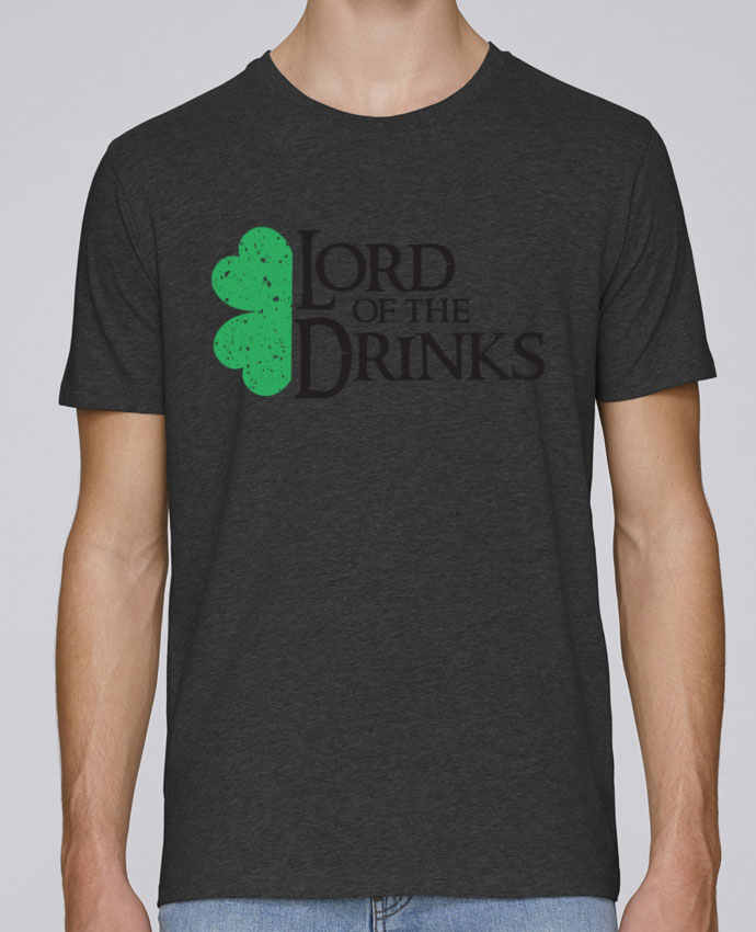 T-Shirt Col Rond Stanley Leads Lord of the Drinks par tunetoo