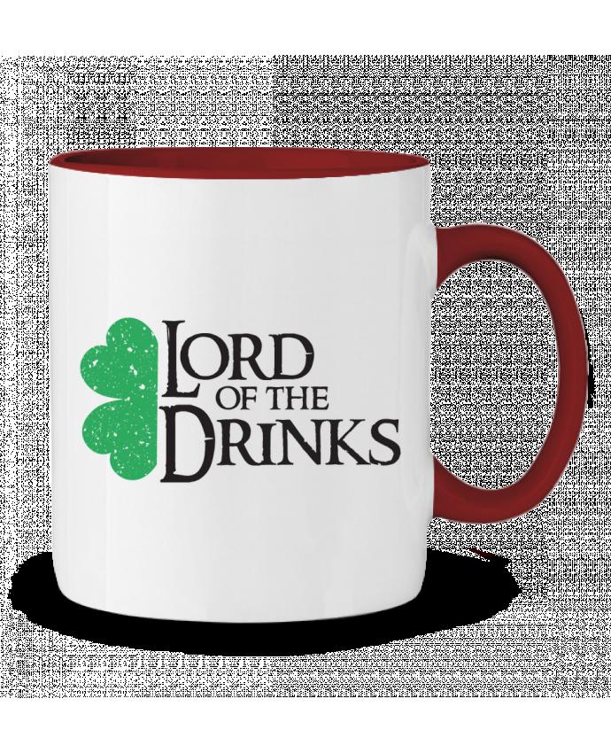 Mug en Céramique Bicolore Lord of the Drinks tunetoo