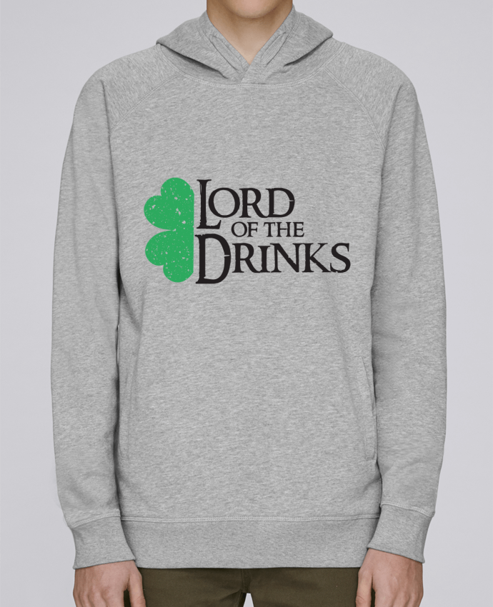 Sweat Capuche Homme Stanley Base Lord of the Drinks par tunetoo